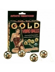 GOLD VIBRO BALL Anales o...