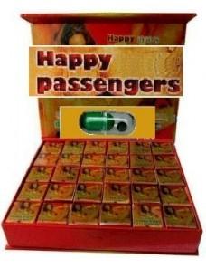 HAPPY PASSENGER PASTILLAS...